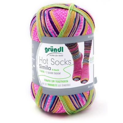 Włóczka Hot Socks Simila 306 (Gründl)