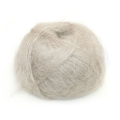 Brushed Lace 3005 Sand (Mohair by Canard)