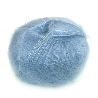 Brushed Lace 3012 Isblå (Mohair by Canard)