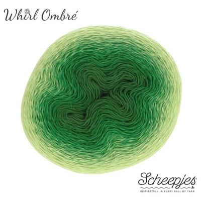 Włóczka Whirl Ombre 561 Sippy Sage (Scheepjes)