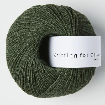 Włóczka Merino Bottle green (Knitting for Olive)