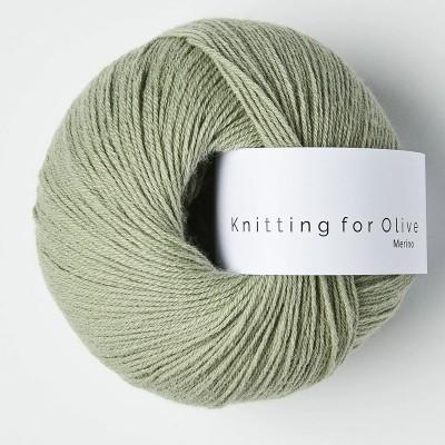 Włóczka Merino Dusty Artichoke (Knitting for Olive)