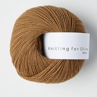 Włóczka Merino Caramel (Knitting for Olive)