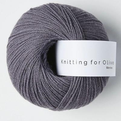 Włóczka Merino Dusty Violette (Knitting for Olive)