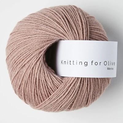 Włóczka Merino Dusty Rose (Knitting for Olive)