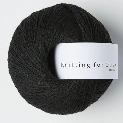Włóczka Merino Likorice (Knitting for Olive)
