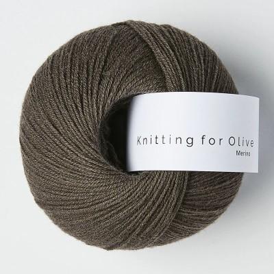 Włóczka Merino Dark Moose (Knitting for Olive)