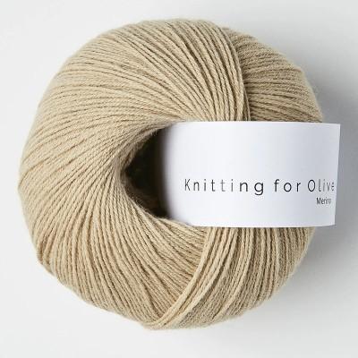 Włóczka Merino Sand (Knitting for Olive)