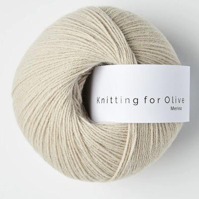 Włóczka Merino Marzipan (Knitting for Olive)