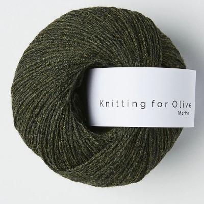 Włóczka Merino Slate Green (Knitting for Olive)