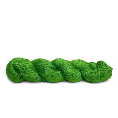 Włóczka  Silkpaca Lace Sapphire Green 004 (Malabrigo)