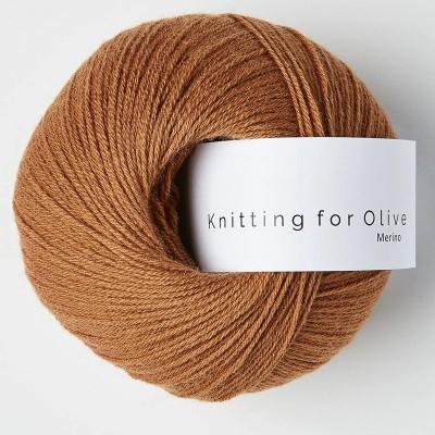 Włóczka Merino Copper (Knitting for Olive)