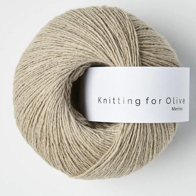 Włóczka Merino Nordic Beach (Knitting for Olive)