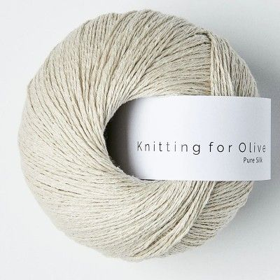 Włóczka Pure Silk Putty (Knitting for Olive)