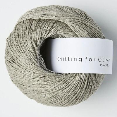 Włóczka Pure Silk Lamb's Ears (Knitting for Olive)