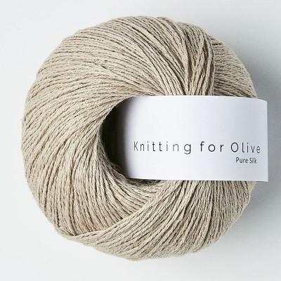 Włóczka Pure Silk Powder  (Knitting for Olive)
