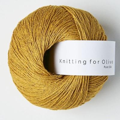 Włóczka Pure Silk Sunflower (Knitting for Olive)