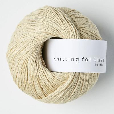 Włóczka Pure Silk Wheat (Knitting for Olive)