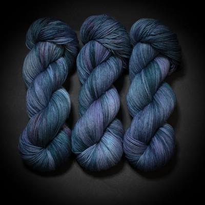 Merino Sock Soft Dove (MaCoonColor)