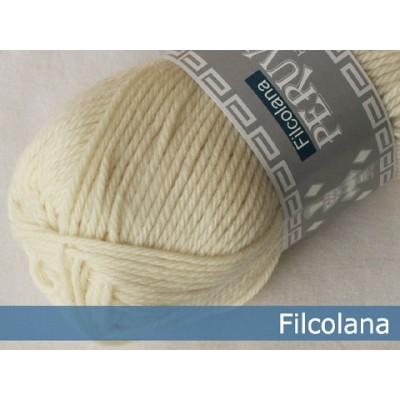 Włóczka Peruvian Highland Wool 101 Natural White (Filcolana)