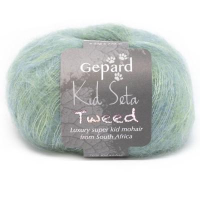 Włóczka Kid Seta Tweed 510 (Gepard)