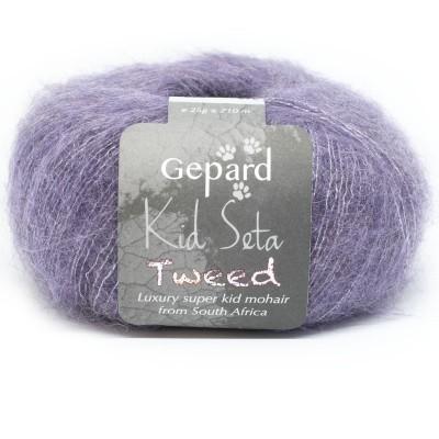Włóczka Kid Seta Tweed 680 (Gepard)