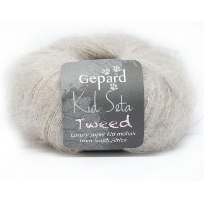 Włóczka Kid Seta Tweed 144 (Gepard)