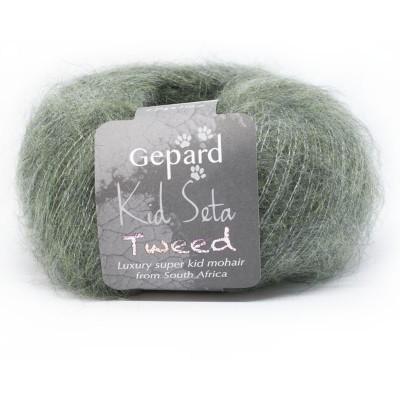 Włóczka Kid Seta Tweed 870 (Gepard)