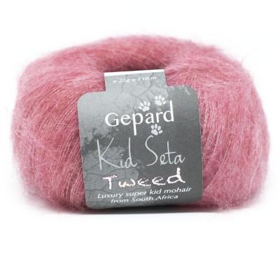 Włóczka Kid Seta Tweed 420 (Gepard)