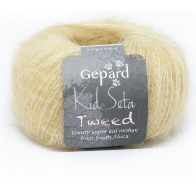Włóczka Kid Seta Tweed 122 (Gepard)