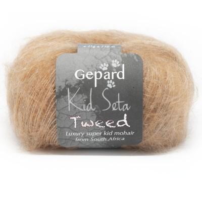 Włóczka Kid Seta Tweed 210 (Gepard)