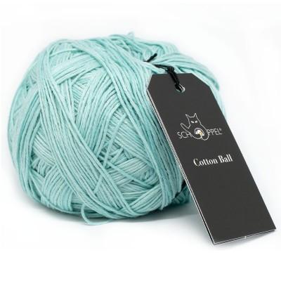 Włóczka Cotton Ball 2445 Lucid (Schoppel)
