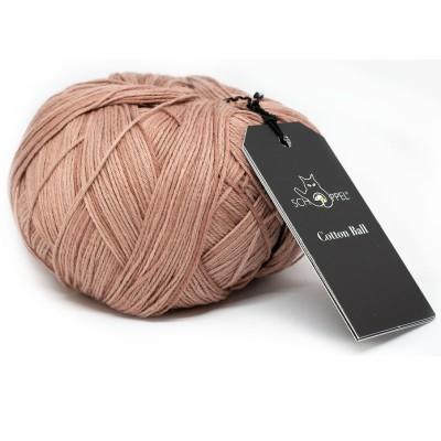 Włóczka Cotton Ball 2346 Rosarium (Schoppel)