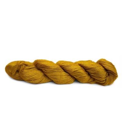 Frank Ochre 035 Baby Silkpaca Lace (Malabrigo)