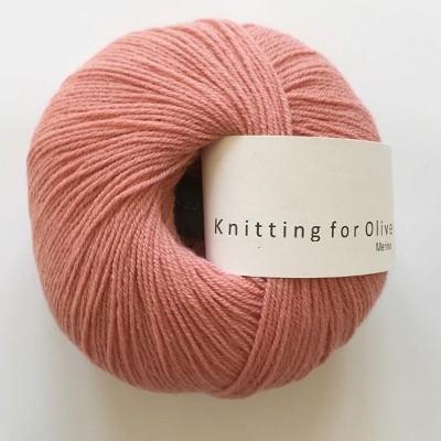 Włóczka Merino Flamingo (Knitting for Olive)