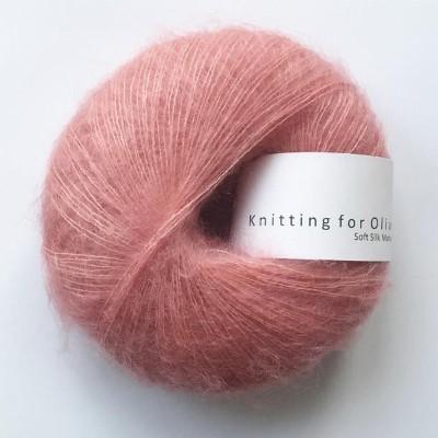 Włóczka Soft Silk Mohair Flamingo (Knitting for Olive)