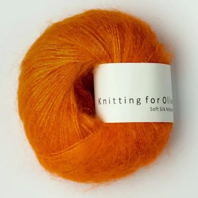 Włóczka Soft Silk Mohair Hokkaido (Knitting for Olive)