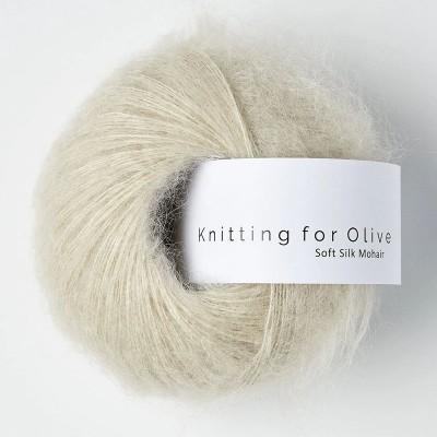 Włóczka Soft Silk Mohair Marzipan (Knitting for Olive)