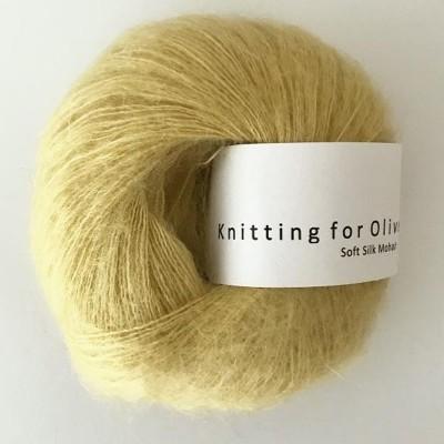 Włóczka Soft Silk Mohair Quince (Knitting for Olive)