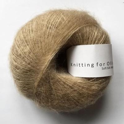 Włóczka Soft Silk Mohair Trenchcoat  (Knitting for Olive)