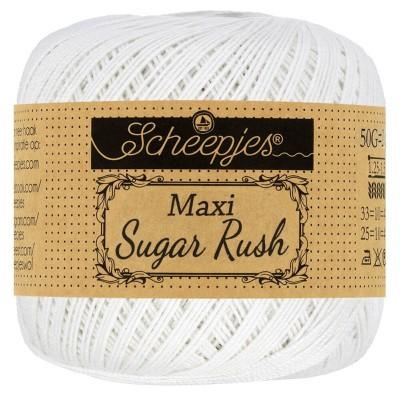 Kordonek Maxi Sugar Rush 106 Snow White (Scheepjes)