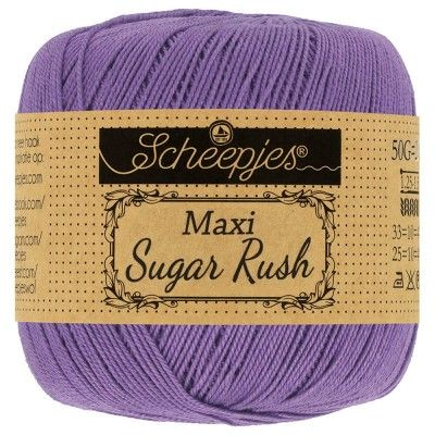 Kordonek Maxi Sugar Rush DELPHINIUM 113 (Scheepjes)
