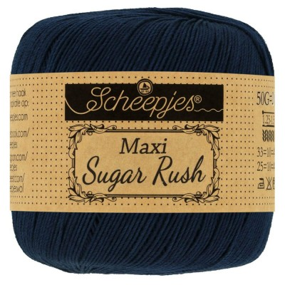 Kordonek Maxi Sugar Rush 124 Ultramarine (Scheepjes)