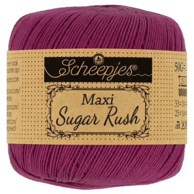 Kordonek Maxi Sugar Rush 128 Tyrian Purple (Scheepjes)