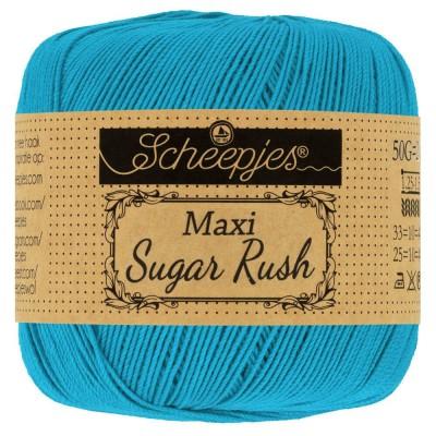 Kordonek Maxi Sugar Rush 146 Vivid Blue (Scheepjes)