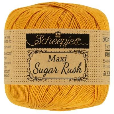 Kordonek Maxi Sugar Rush 249 Saffron (Scheepjes)