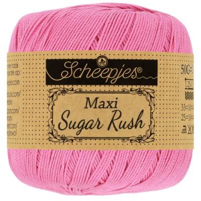 Kordonek Maxi Sugar Rush 519 Fuchsia (Scheepjes)
