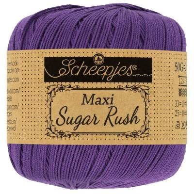 Kordonek Maxi Sugar Rush 521 Deep Violet (Scheepjes)