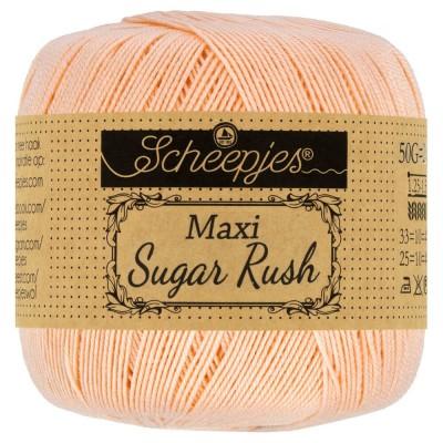 Kordonek Maxi Sugar Rush 523 Pale Peach (Scheepjes)