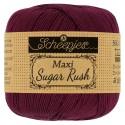 Kordonek Maxi Sugar Rush 750 Bordeau (Scheepjes)